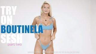 BoutineLA Babe - Bikini Try On