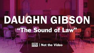 <b>Daughn Gibson</b>  The Sound Of Law