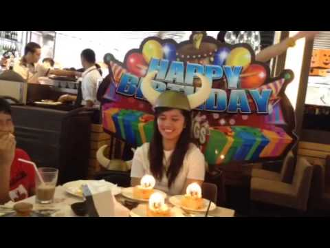Birthday at Vikings Luxury Buffet Mall Of Asia
