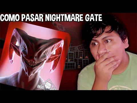 COMO PASAR NIGTHMARE GATE