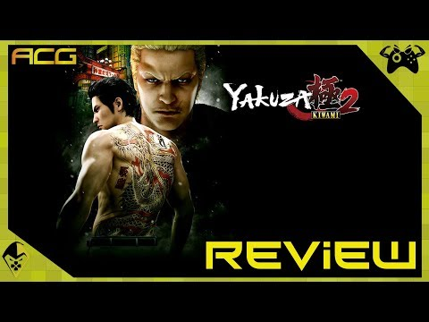 Yakuza Kiwami 2 Review video thumbnail