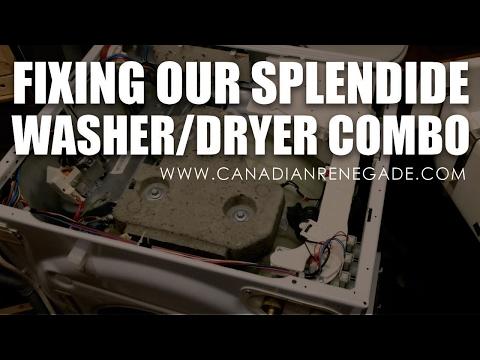 Fixing Splendide Washer Dryer Combo Canadian Renegade