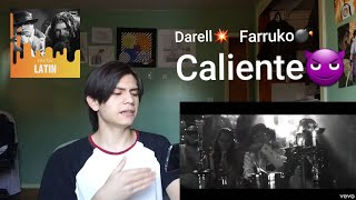 Darell, Farruko - Caliente (Official Video) (Reaccion)