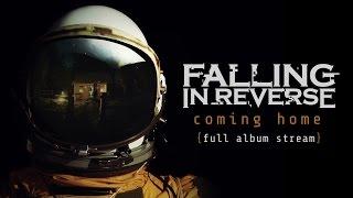 """Falling In Reverse   """"The Departure"""" (Full Album Stream)"""