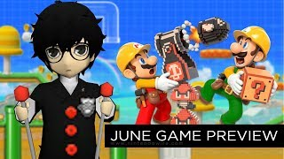 Nintendo Switch & 3DS New Release Preview | June 2019