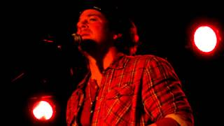 Christian Kane - Fast Car - Manchester Ruby Lounge November 2012