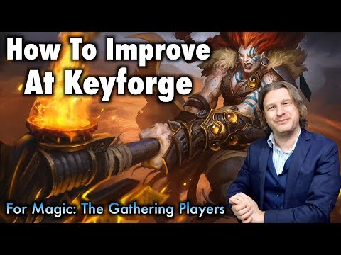 Tolarian Community College: How To Improve At Keyforge For Magic: The Gathering Players