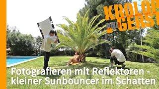 LET'S BOUNCE 29/39 - EIN KLEINER SUNBOUNCER IM SCHATTEN