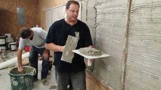 How To Hand Carve Stone Edge Surfaces Wall Mix