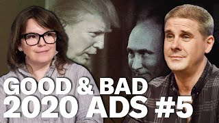 Campaign Experts React to Good and Bad 2020 Ads #5