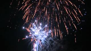 preview picture of video 'Spreeauennacht 2012 Feuerwerk.mpg'