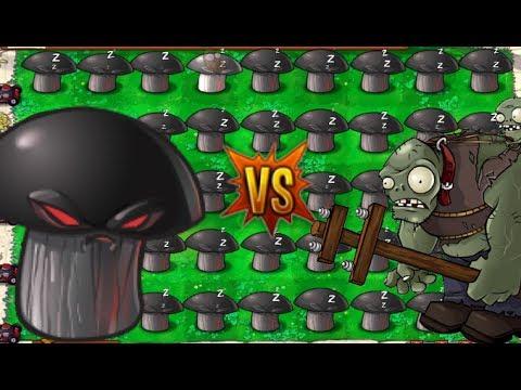 Plants vs Zombies 2 Challenge - Spikerock vs all Gargantuar