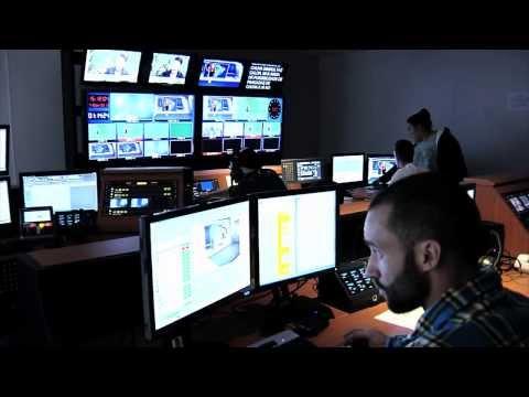 Como funciona o cenário virtual da 'Previsão do Tempo'? - Bastidores da TV Gazeta