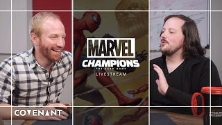 Discussing Thor Hero Pack Previews | Marvel Champions LCG