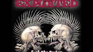 Exploited - Holiday In The Sun
