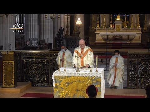 Messe du 7 juin 2021 à St-Germain-l'Auxerrois