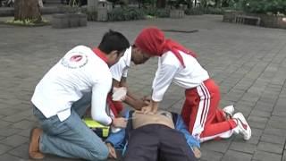 Penangan Pertama Pada Serangan Jantung - Bantuan Hidup Dasar (BHD/CPR)
