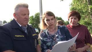 Губернатор края с рабочей поездкой побывал в Николаевском районе