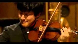 Tatsuki Narita | Paganini | Violin Concerto No.1 | Cadenza | Queen Elisabeth Competition | 2012