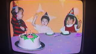 Elmo's World Birthdays Quiz VHS Rip