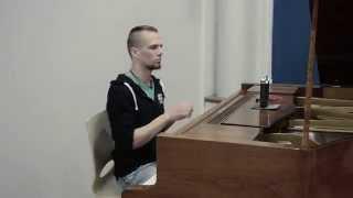 Chisu - Sama Nainen (ableon piano cover)