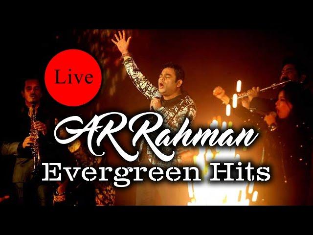 AR Rahman Songs Tamil Hits   Best Evergreen Melodies   Tamil Film Songs