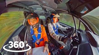 Rally VR / 360° Video Experience