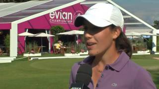 Albane Valenzuela, l'étoile genevoise du golf Video Preview Image