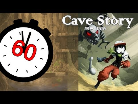 Cave Story: Also Known As The Best Rhythm Dance Game Ever