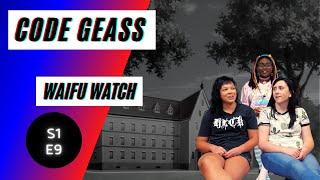 Code Geass  | S1E09 | Refrain | Waifu Watch