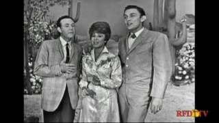 Eydie Gorme, Jim Reeves, Jimmy Dean This Ole House, 1964 TV