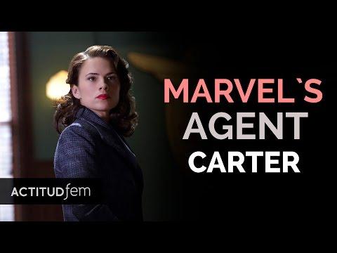 Trailer Agente Carter