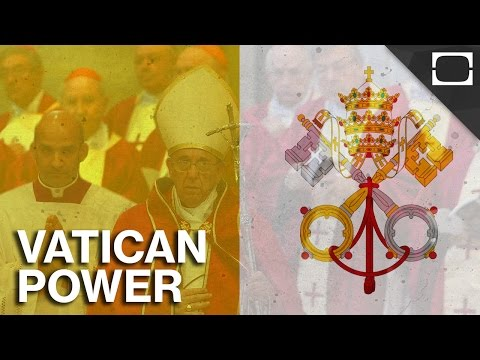 How Powerful Is The Vatican? (видео)