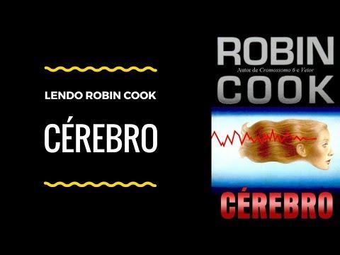 Lendo Robin Cook: Cerebro - VEDA # 6