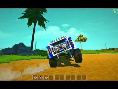 Scrap Mechanic | Truck With SWAYBAR!!!!