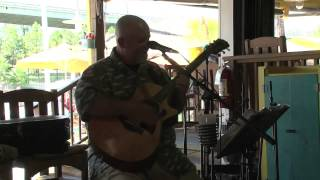 """Gregory Brown playing """"Lovely Day"""" live at Lulu's"""