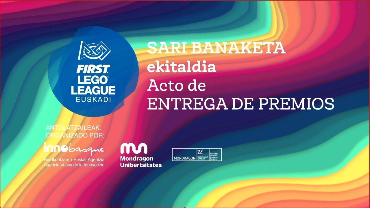 FLL Euskadi-MONDRAGON / Entrega de premios