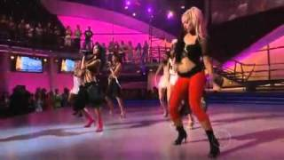 The Pussycat Dolls - Buttons (Live @ So You Think You Can Dance)