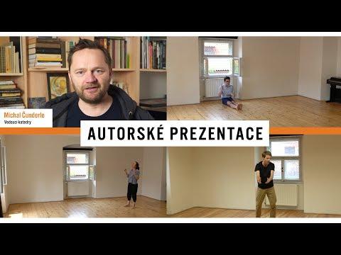 Vedoucí KATaP doc. Michal Čunderle vysvětluje ve spotu Martina Třešňáka principy klíčového předmětu katedry.