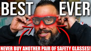 Last Safety Glasses You'll Ever Buy! (Milwaukee Performance Safety Glasses with Gasket)