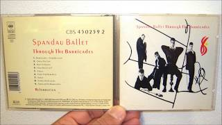 Spandau Ballet - Cross the line (1986 Album version)