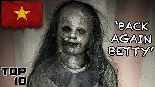 Top 10 Scary Vietnamese Urban Legends - Part 2