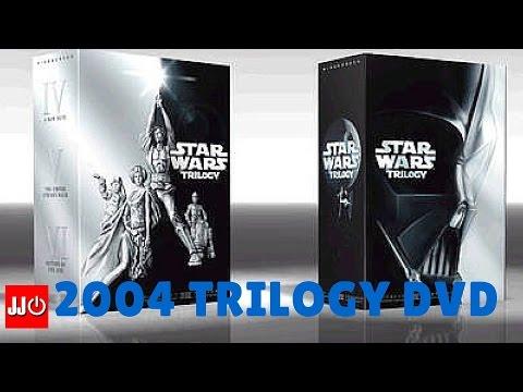 Star Wars Original Trilogy 2004 DVD Trailer