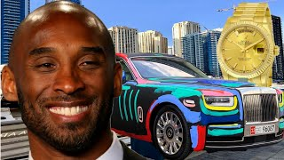 10 M0ST EXPENSIVE THINGS OWNED BY KOBE BRYANT 2020