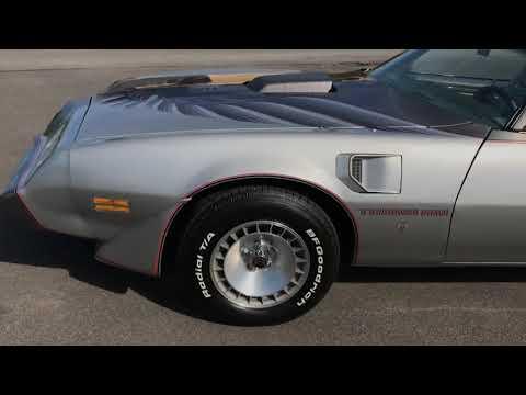 Video of '79 Pontiac Firebird Trans Am located in Elyria Ohio - Q6YC