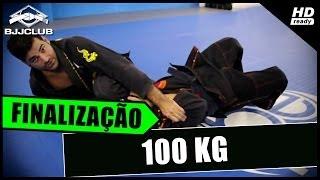 Jiu-Jitsu - Finalização de 100kg - Diego Latorre - BJJCLUB