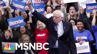 Bernie Sanders Suspends His Presidential Campaign   Craig Melvin   MSNBC