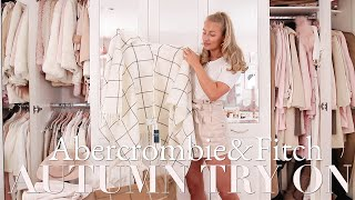 Abercrombie & Fitch Try On Haul! ~ Autumn Fashion Edit 🍂 ~ Freddy My Love