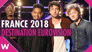 Destination Eurovision: Semi-Final 1 results and qualifiers
