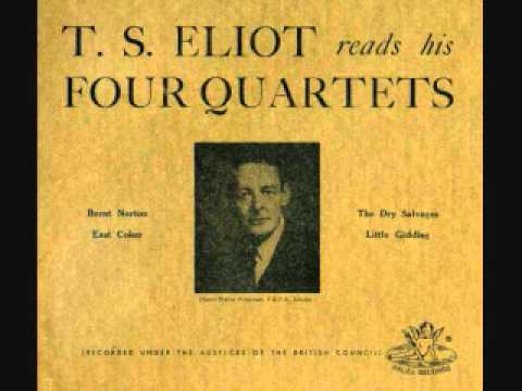 T. s. eliot and his poems essay
